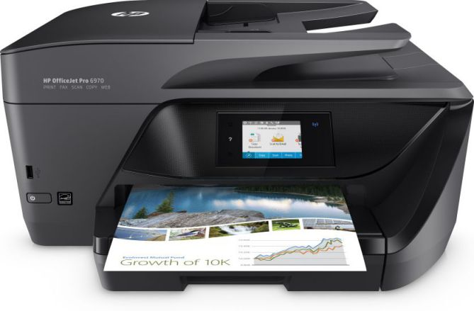Ver HP OfficeJet Pro 6970 AiO