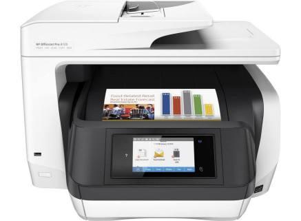 Ver HP OfficeJet Pro 8720 AiO Inyeccion de tinta termica A4 Wifi