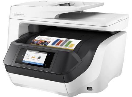 Hp Officejet Pro 8720 Aio Inyeccion De Tinta Termica A4 Wifi