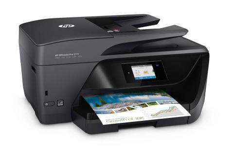 Hp Officejet Pro Pro 6970 Aio Inyeccion De Tinta A4 Wifi Negro