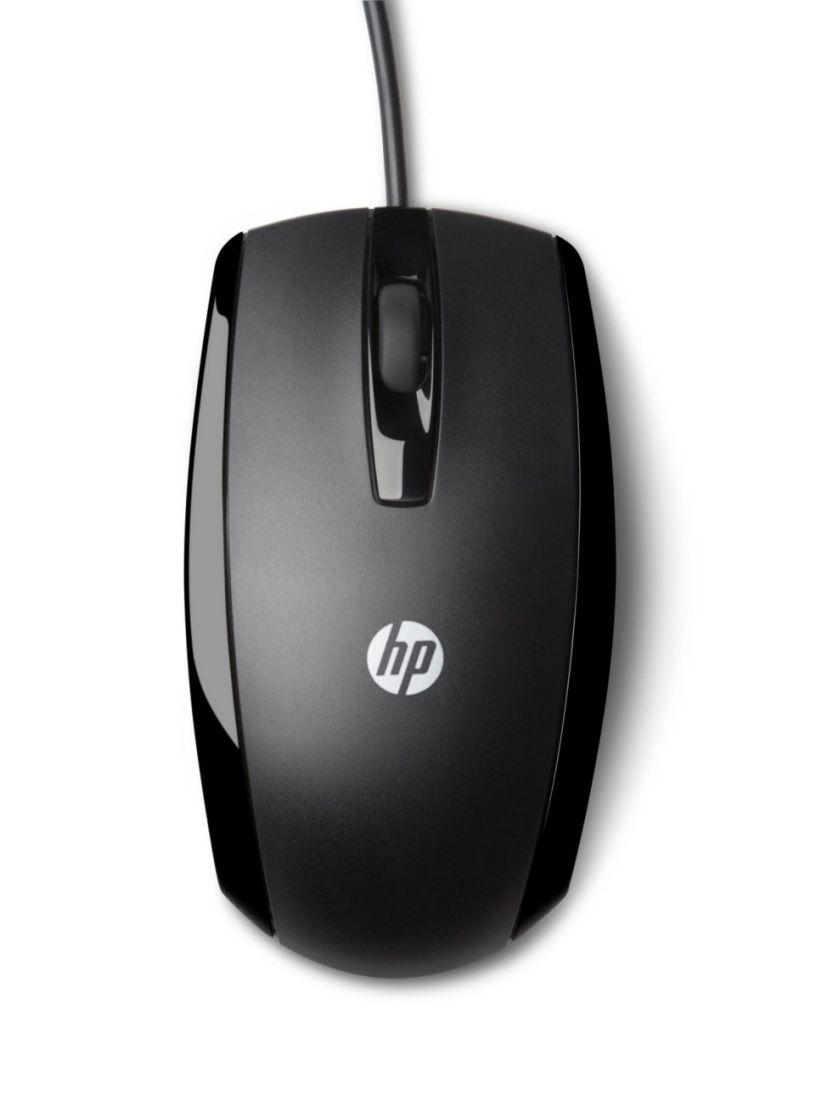 Ver HP Raton con cable X500