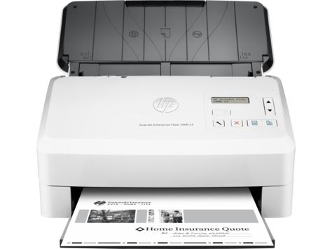 Ver HP Scanjet Enterprise Flow 7000 s3