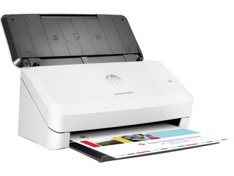 Ver HP Scanjet Pro 2000 s1