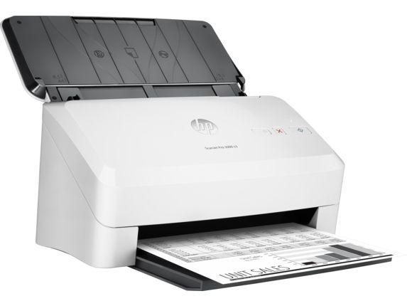 Ver HP Scanjet Pro 3000 s3