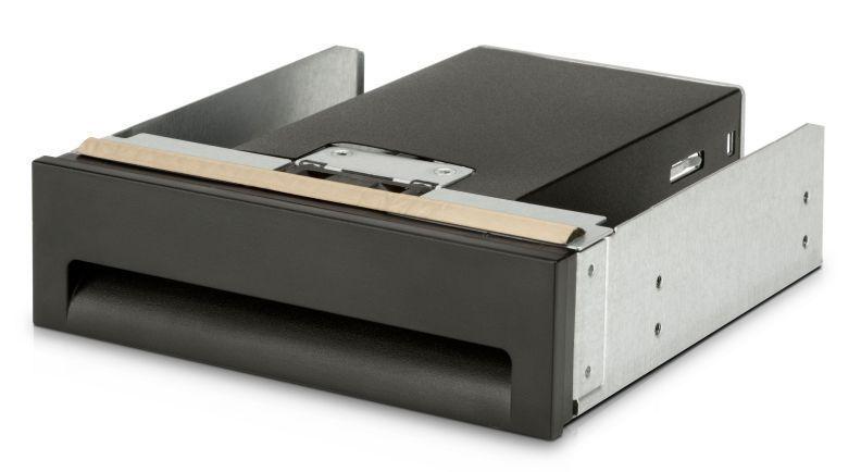 Ver HP Soporte de montaje de unidad optica de disco duro