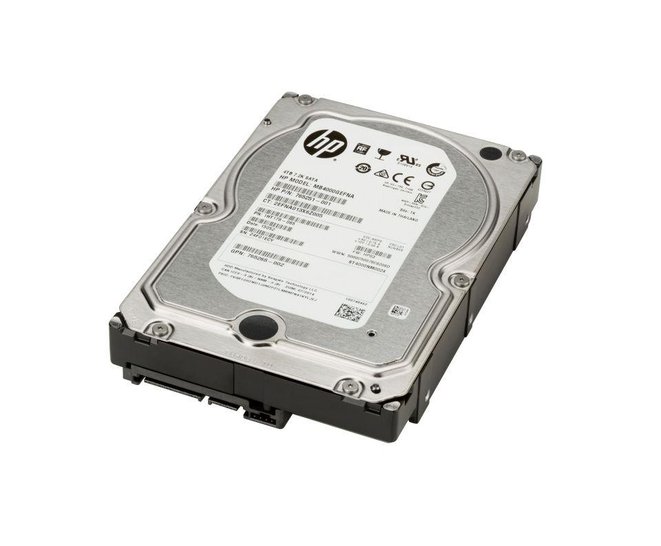 Ver HP Unidad de disco duro de 4 TB SATA 7200
