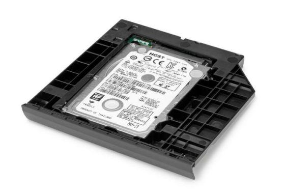 Ver HP Unidad de disco duro y portadora HDD de 750 GB