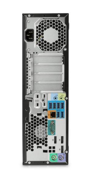 HP Z 240 SFF Z23n 34GHz i7 6700 SFF Negro