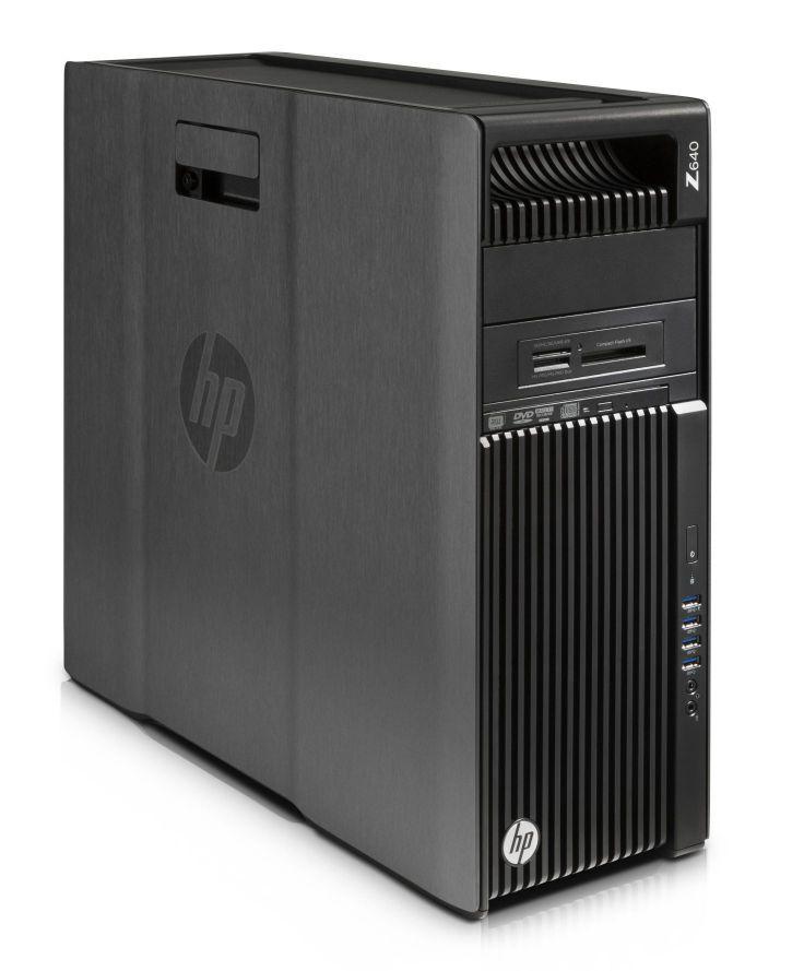 HP Z640 ZD27 1TB 16G WIN 10 PRO 64 DG WIN 7 WS
