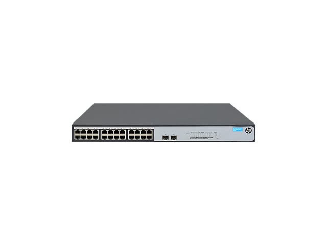 Ver HPE 1420 24G 2SF PLUS 10G Uplink Switch