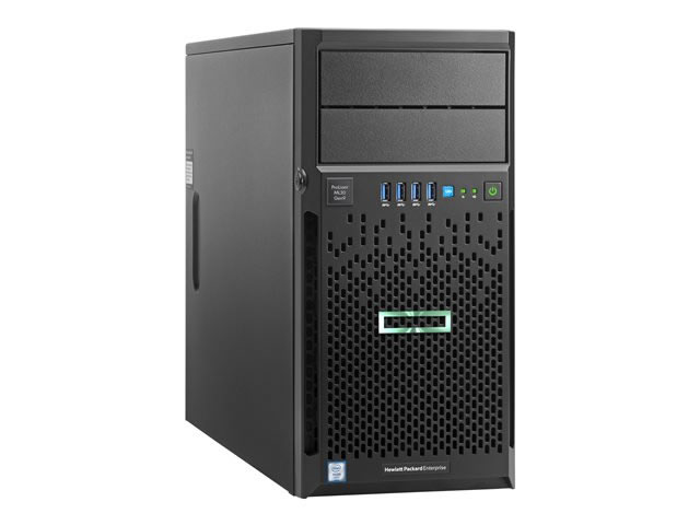HPE ProLiant ML30 Gen9 Xeon E3 1220V6