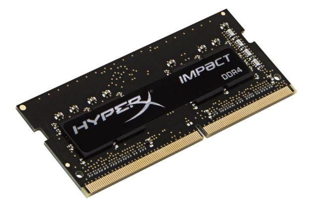 Ver HyperX Impact 8GB DDR4 2133MHz