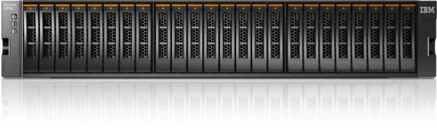 Lenovo Storwize V3700 LFF Dual Control Enclosure