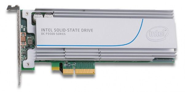 Intel DC P3500 2000GB HHHL CEM20 PCI Express 3 0
