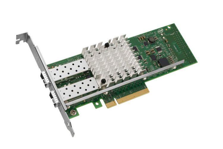 Intel X520 Da2 Interno Fibra 10000mbit