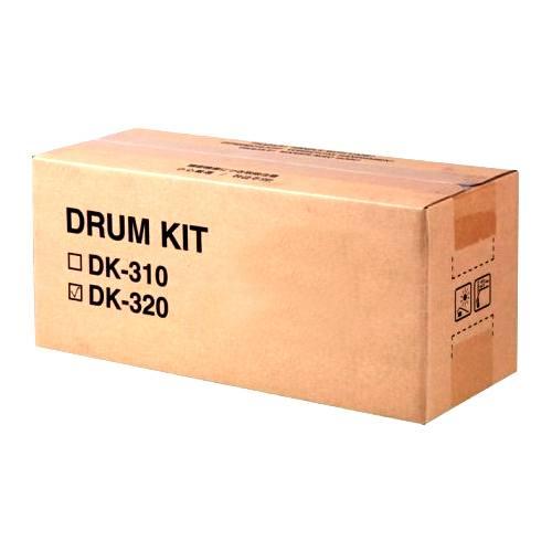 KYOCERA DK 320 300000paginas tambor de impresora