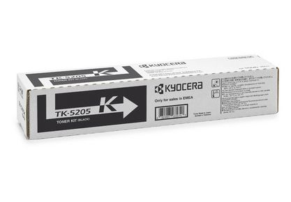 Ver KYOCERA TK 5205K 18000paginas Negro