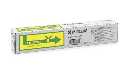 Ver KYOCERA TK 5205Y 12000paginas Amarillo
