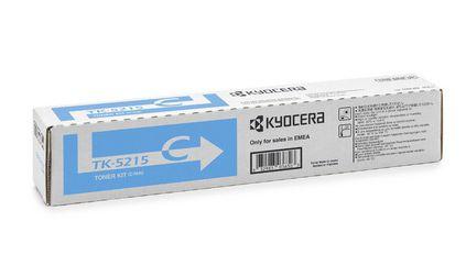 KYOCERA TK 5215C 15000paginas Cian