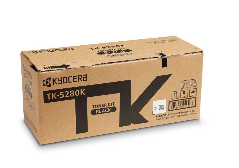 Ver KYOCERA TK 5280K Toner de laser 11000paginas Negro
