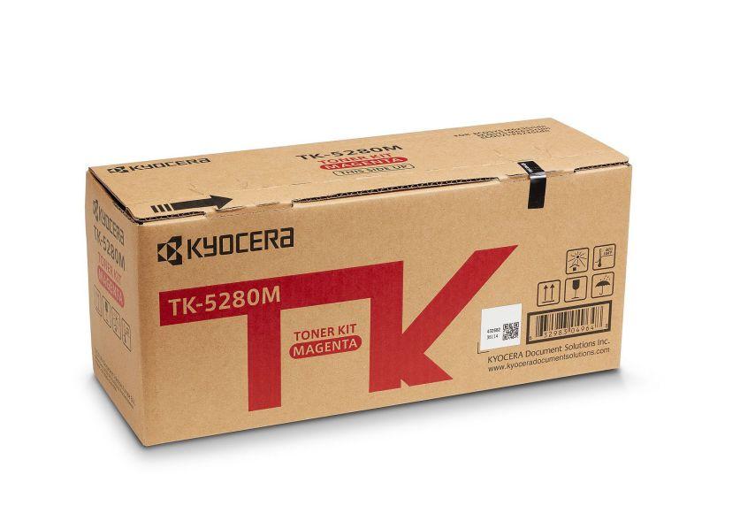 Ver KYOCERA TK 5280M Toner de laser 11000paginas Magenta