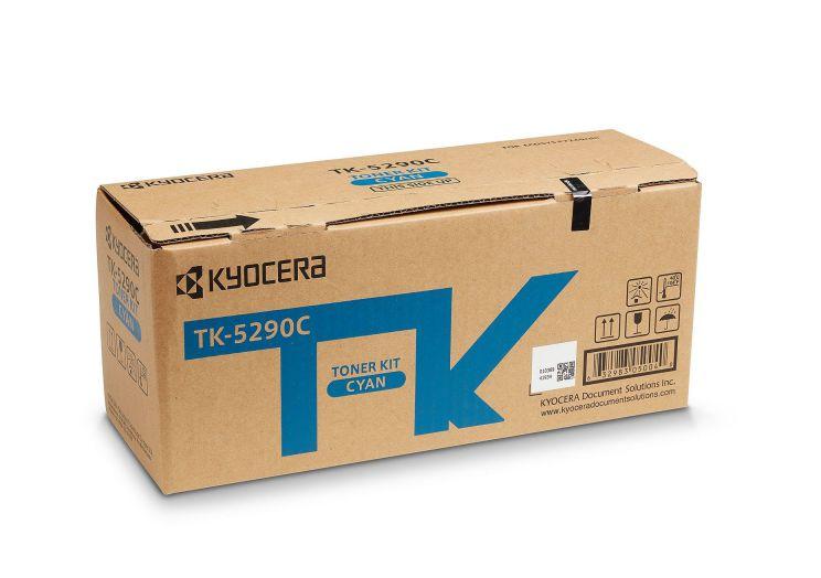 KYOCERA TK 5290C Toner de laser 13000paginas