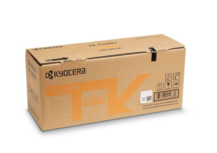Ver KYOCERA TK 5290Y Toner de laser 13000paginas