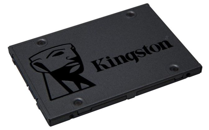 Ver Kingston Technology A400 SSD 480GB Serial ATA III