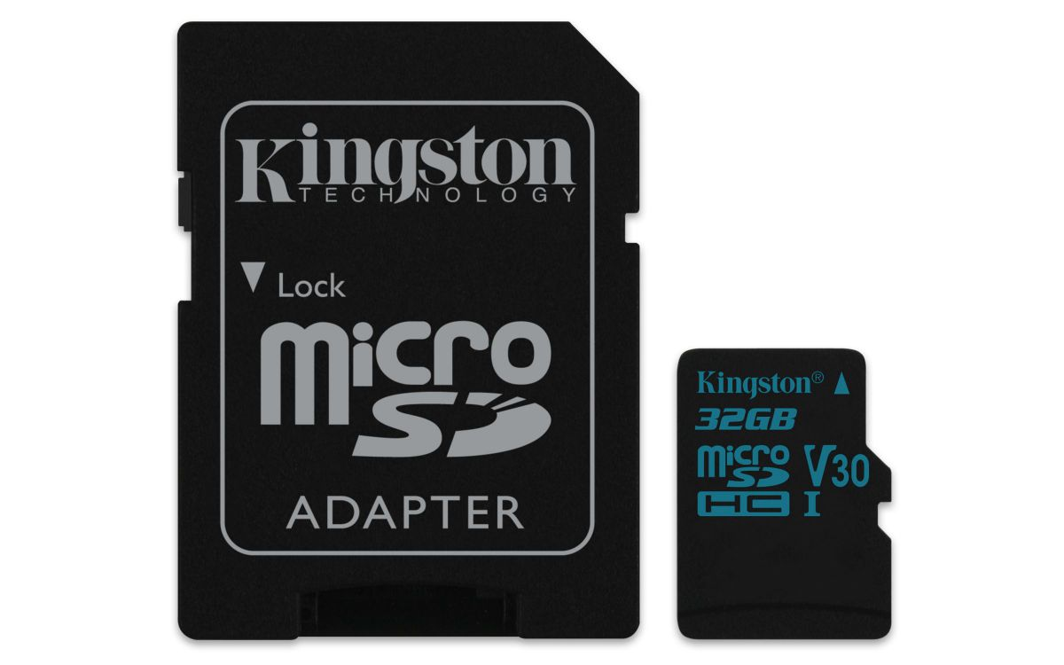Ver Kingston Technology Canvas Go 32GB MicroSDXC UHS I Clase 10 memoria flash