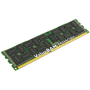 Ver Kingston Technology ValueRAM 32GB DDR3 1333MHz Module 32GB DDR3L 1333MHz ECC modulo de memoria