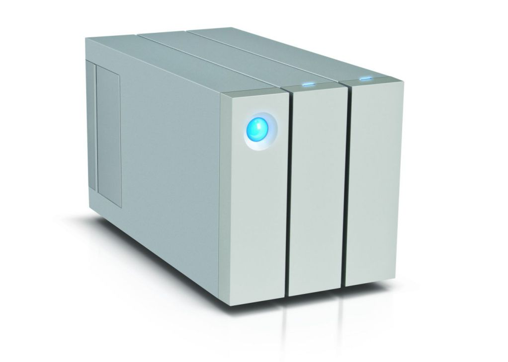 Ver LaCie 2big Thunderbolt 2 8000GB
