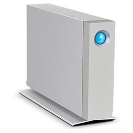 Ver LaCie d2 4000 GB Azul Plata