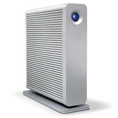Ver LaCie d2 Quadra USB 3 0 6000GB Plata