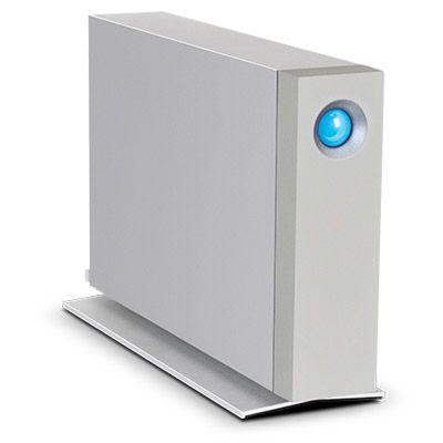 Ver LaCie d2 Thunderbolt 2 8000GB Plata