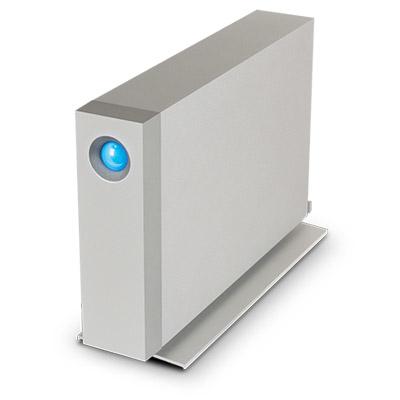 Ver LaCie d2 USB 30 6000GB Plata disco duro externo