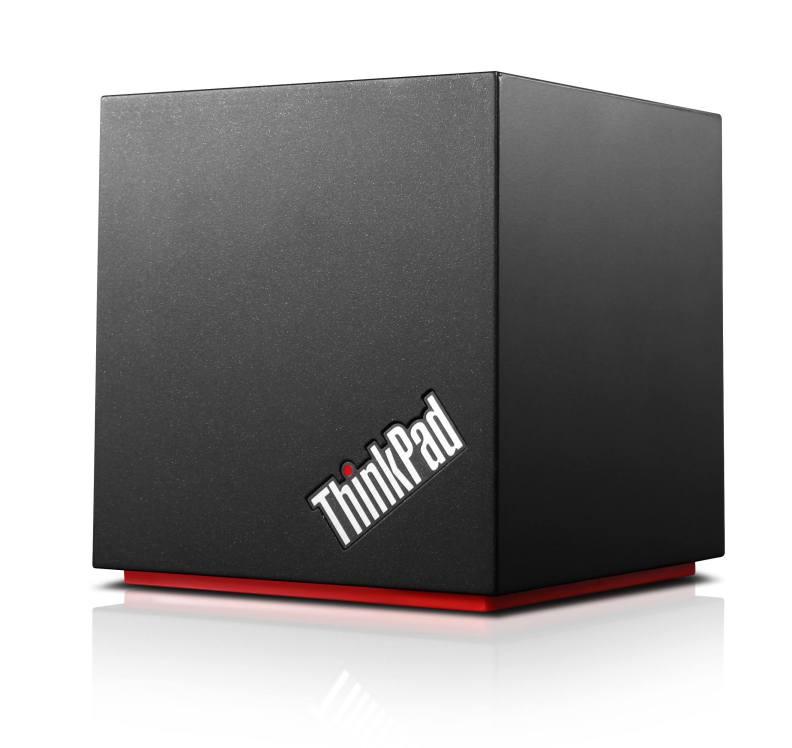 Ver Lenovo 40A60045EU WiGig Negro base para portatil y replicador de puertos