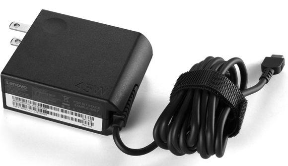 Ver Lenovo 4X20E75135 Universal 45W Negro adaptador e inversor de corriente