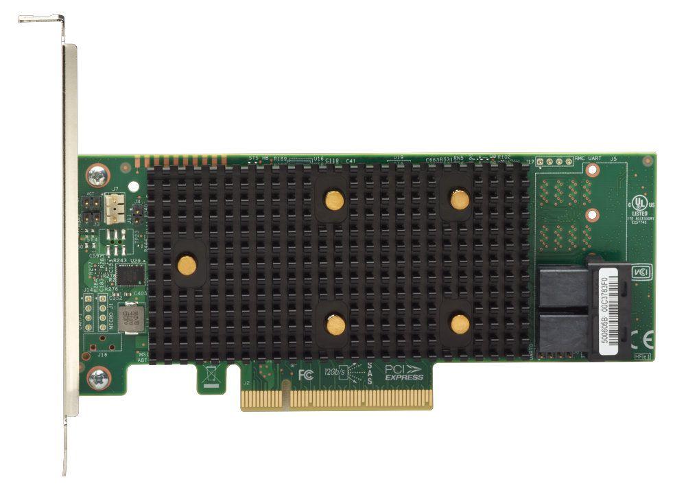 Lenovo 7Y37A01088 tarjeta y adaptador de interfaz SAS SATA Interno