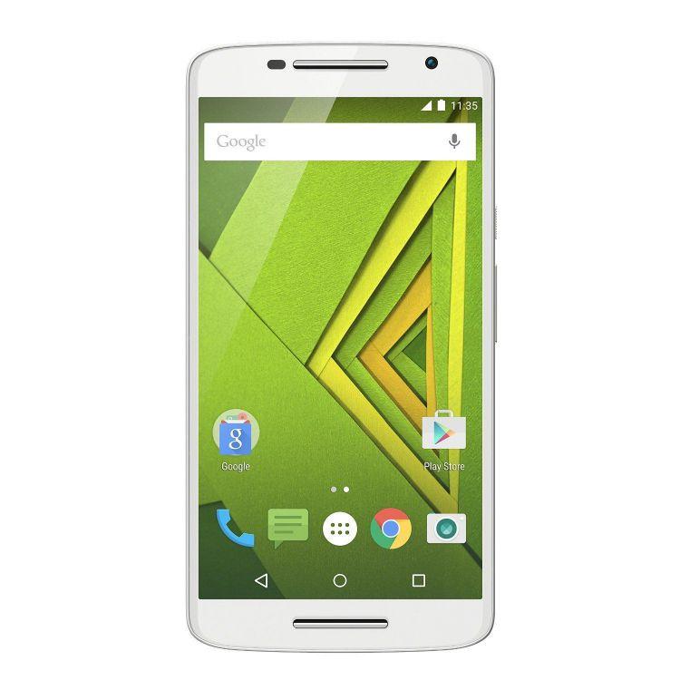 Ver Lenovo Moto X Play 4G 16GB Blanco