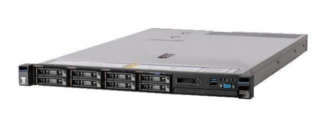 Lenovo System x3550 M5 8869EJG Bastidor 1U servidor