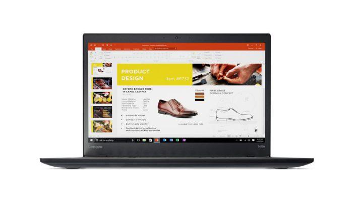 Lenovo ThinkPad T470s 20HF004VSP