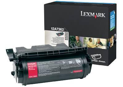 Lexmark 12A7362 toner y cartucho laser