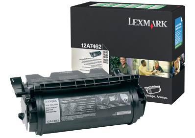 Lexmark 12A7612 toner y cartucho laser