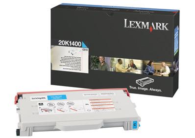 Lexmark 20K1400 toner y cartucho laser