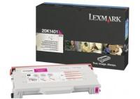 Ver Lexmark 20K1401 toner y cartucho laser