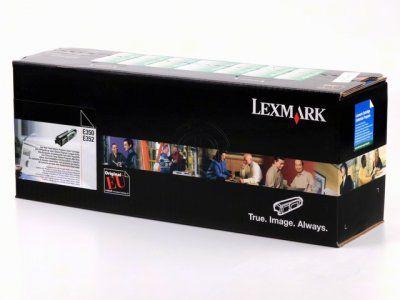 Lexmark 24B5805 10000paginas Magenta toner y cartucho laser