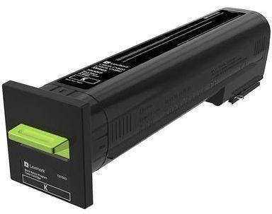 Lexmark 24B6511 25000paginas Negro toner y cartucho laser