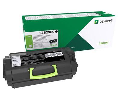 Lexmark 53B2X00 Toner de laser 45000paginas