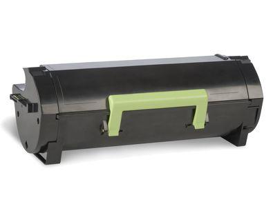 Ver Lexmark 60F0HA0 toner y cartucho laser