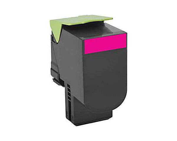 Ver Lexmark 80C0S30 Cartucho 2000paginas Magenta toner y cartucho laser